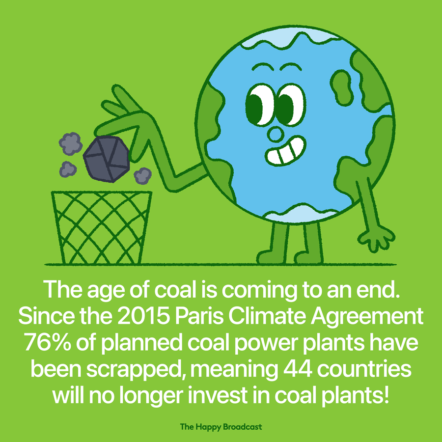 Most plans for coal plants have been scrapped